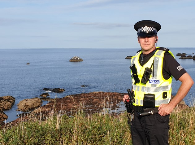 New Scottish wildlife crime investigator appointed: Gavin Ross - NWCU