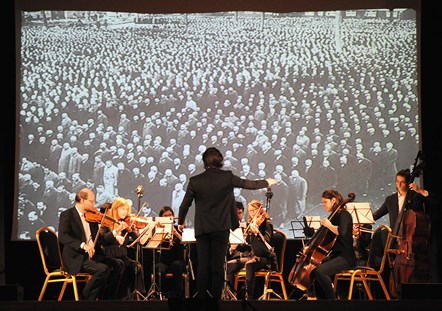 Holocaust Memorial Day - World Harmony Orchestra