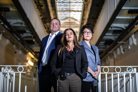 The Champions: Three key figures at HMP Liverpool's transformation