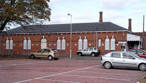 Folkestone West Station