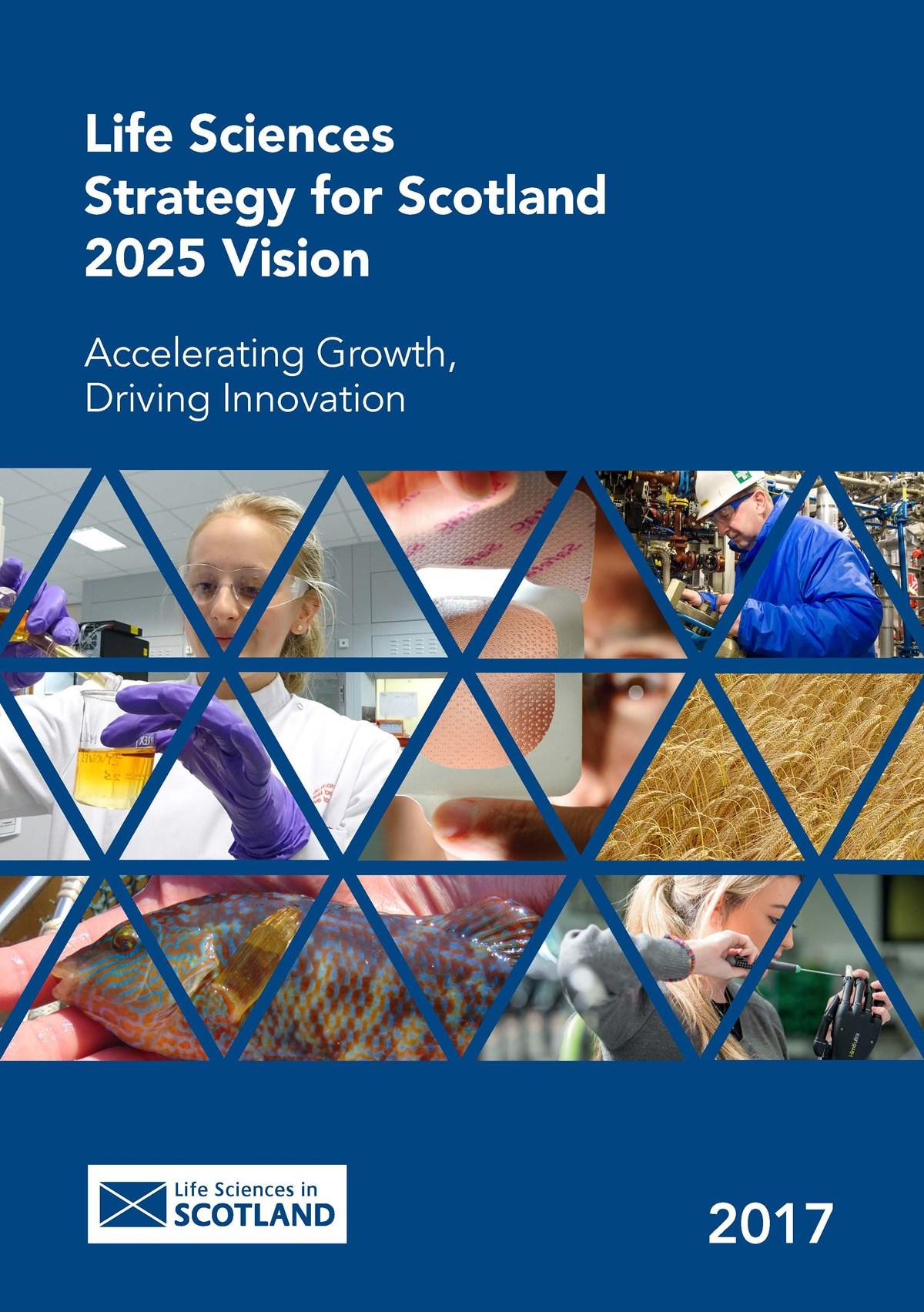 2017 Life Sciences Scotland Strategy