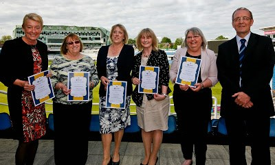 3000 years' service to Leeds children honoured at awards ceremony: longserviceawards2015.jpg