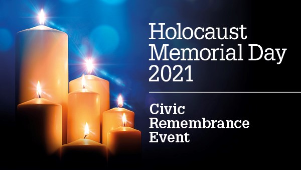 Holocaust Memorial Day 2021