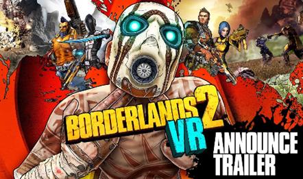 BL2 VR Announce Trailer (ESRB)