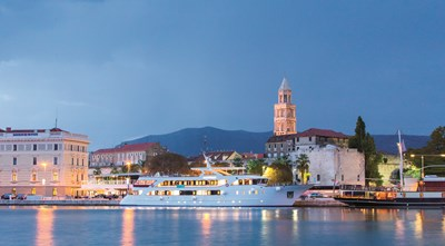 Cruise like a celebrity in Croatia (Beyoncé, Jay-Z and Tom Cruise have all sailed in!): MV Maritimo