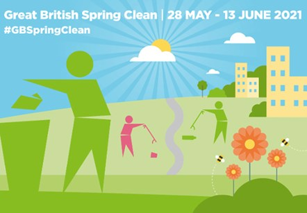 Great British Spring Clean: Keep Britain Tidy: Great British Spring Clean