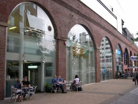 Leeds arches
