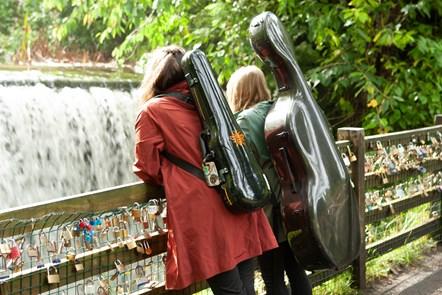 Glasgow image - Sequoia band