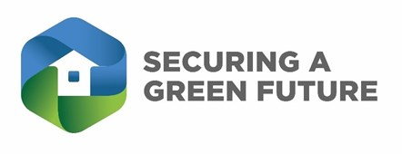 Britain's energy network companies launch new campaign for Securing A Green Future: SGF logo