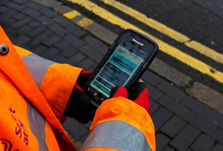 Edinburgh-based software company PODFather improves HS2 logistics: PODFather Curzon St image 1