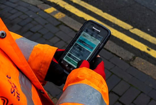Edinburgh-based software company PODFather improves HS2 logistics: PODFather Curzon St image 1
