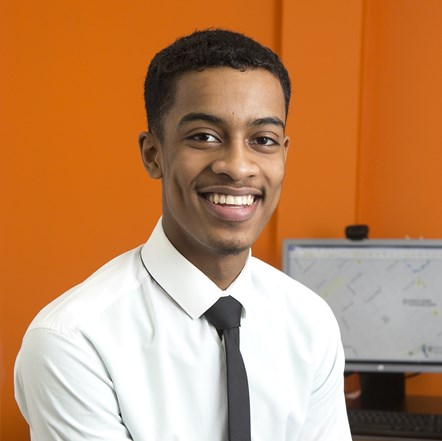 Usama Mohamed - London Borough Apprenticeship Awards 4