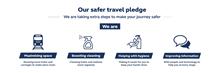 safer journey pledge