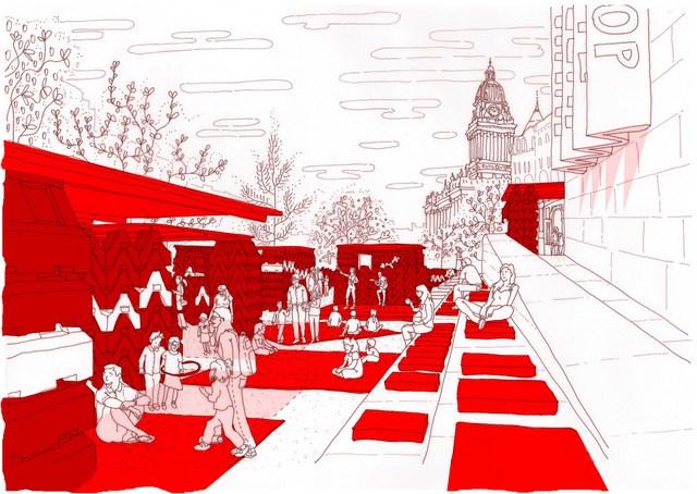 New pop-up pavilion transforms Victoria Gardens this summer : parkherandplay.jpg