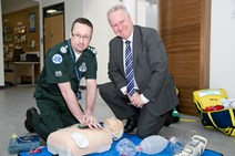 Funding for life saving equipment: Copyright owned by Rory Raitt rawformat  Mob: 07903-341383   rraitt@f2s.com   www.rawformat.co.uk