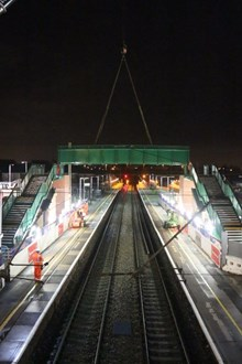 Leyland Bridge Lift Dec 15