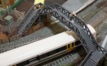 Rail Safety model railway: Can you spot the danger?
