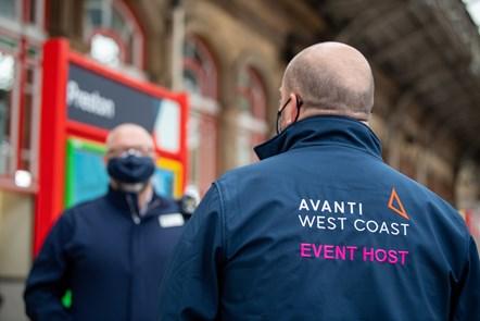 Avanti West Coast Event Host 2
