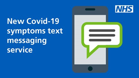 Covid-19 Text message Tweet-1