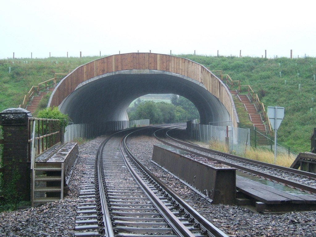 Sperritt Tunnel is the newest in Cornwall