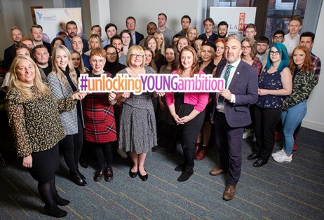 Unlocking Young Ambition Group