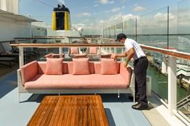 Saga Cruises' Spirit of Adventure - Sun Deck-3