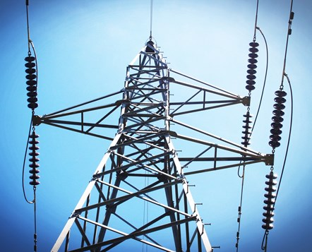 Realising the network of the future: DSO Implementation Plan launched: Generic: pylon