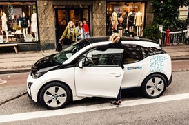 Arriva launches extensive city car concept in Copenhagen: Arriva launches extensive city car concept in Copenhagen