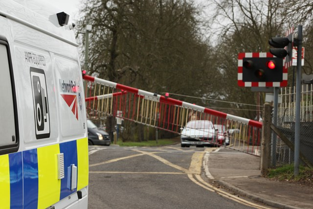 New technology to combat level crossing misuse: Level Crossing Mobile Camera Vehicle_4