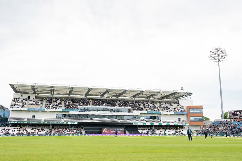 Completion of exciting Emerald Headingley Stadium refurbishment to be marked by special Community Engagement Day and Proms on the Pitch: -am25077-375024.jpg