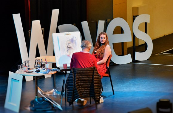 Artwaves Festival Moves Online for 2021: ARTWAVES 2
