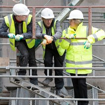 Deputy First Minister meets apprentices