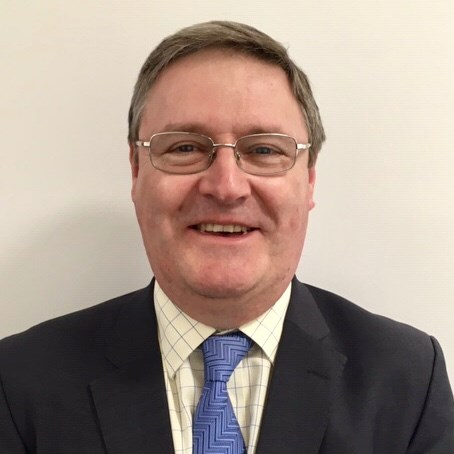 David Golding, acting Central route director