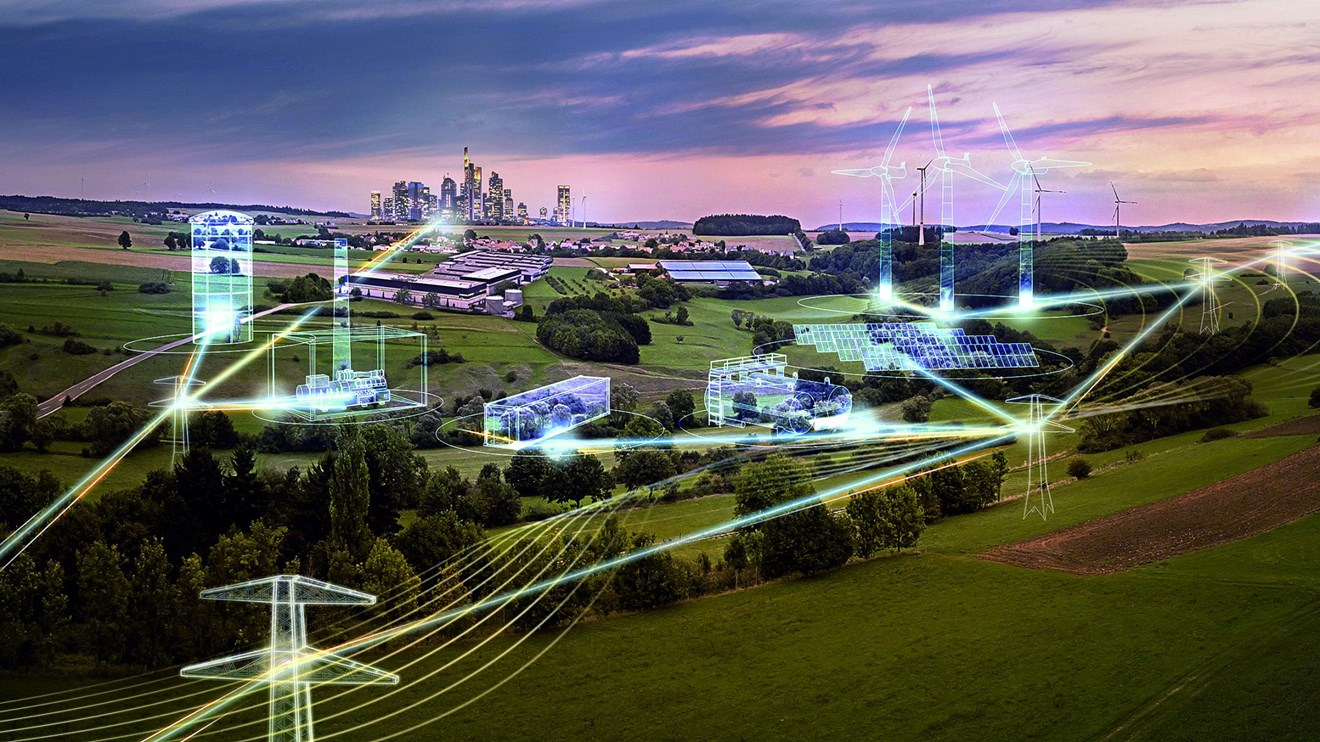Siemens to supply gas engines for three new peaker plants built by Conrad Energy: Peaker Plants image - Siemens