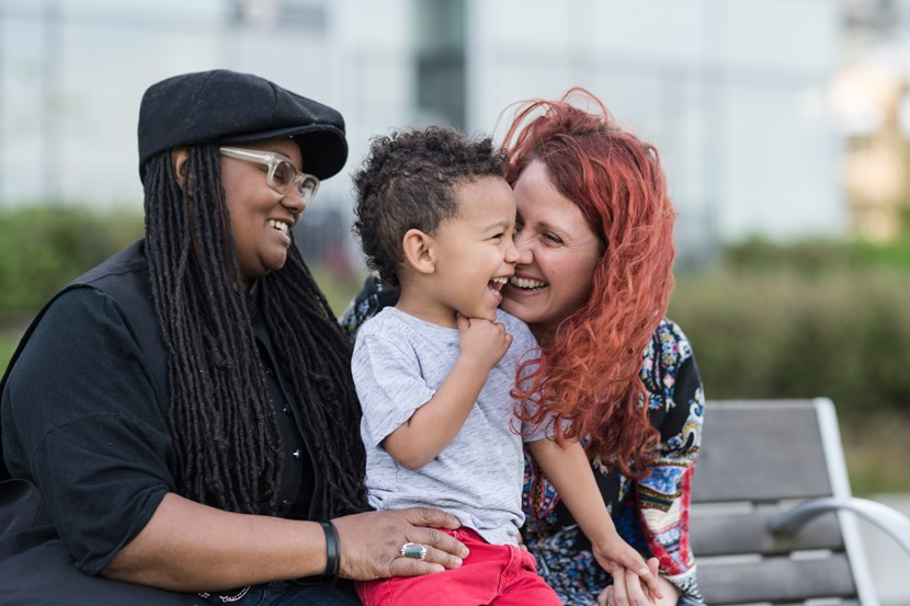 LGBT+ community in West Yorkshire urged not to rule themselves out of adoption: femalecouplestockimagesml.jpg