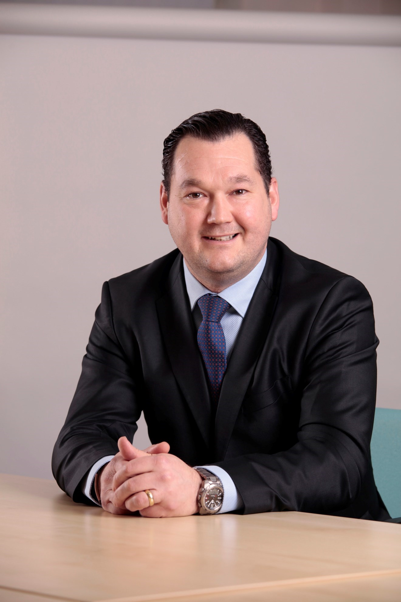 Matt Kent, Director of Operations for its Rail Automation business in the UK.