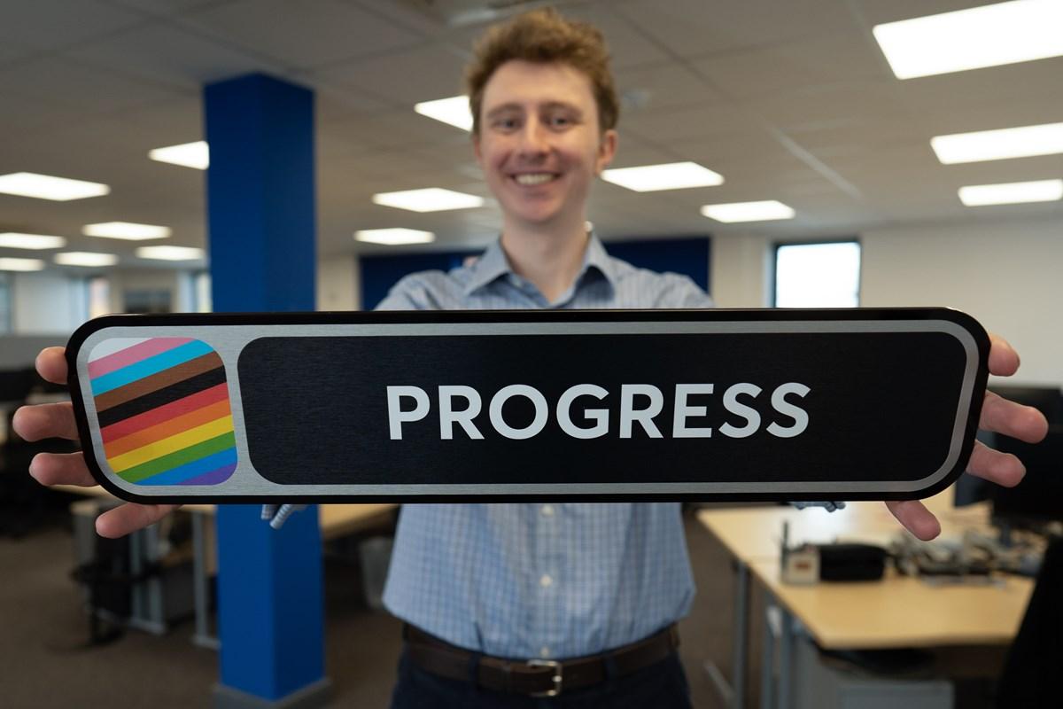 Pride Train Progress 2