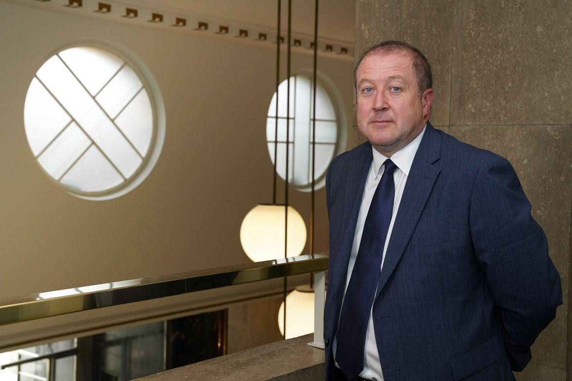 Minister for Transport - Graeme Dey