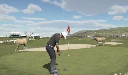 PGA TOUR 2K21 Course Designer Trailer