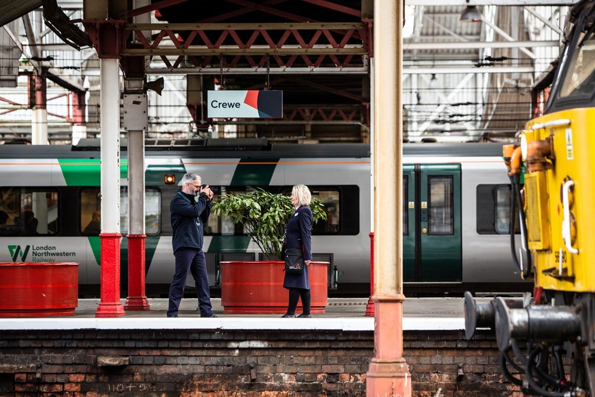 Avanti West Coast Crewe Photography 10