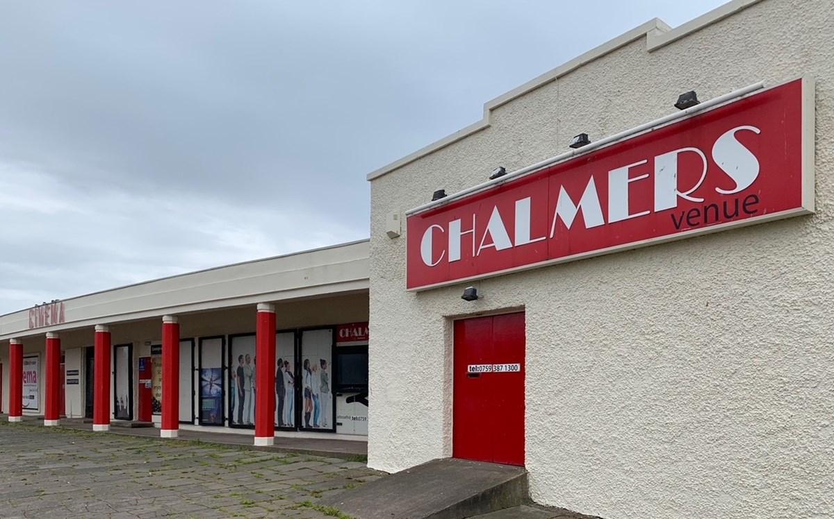 Chalmers Arbroath Cinema