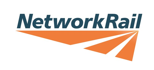 Network Rail gives 'green-light' to next five-year railway spending plan: NR 12 Degrees Main Logo CMYK-3