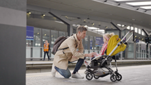 Southeastern Patience Campaign, pushchair