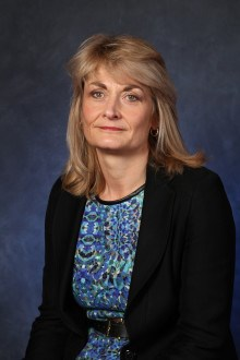 Rhona Gunn: Depute Chief Executive (Economy, Environment & Finance)