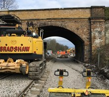 Network Rail has begun next phase of Midland Mainline Upgrade between Kettering and Corby