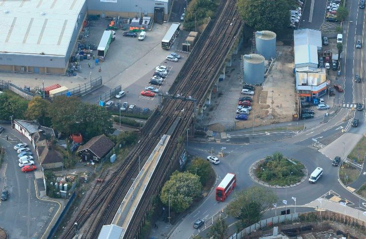 REMINDER: South East London and north Kent set for improvement work over Easter weekend: Hythe Road Bridge