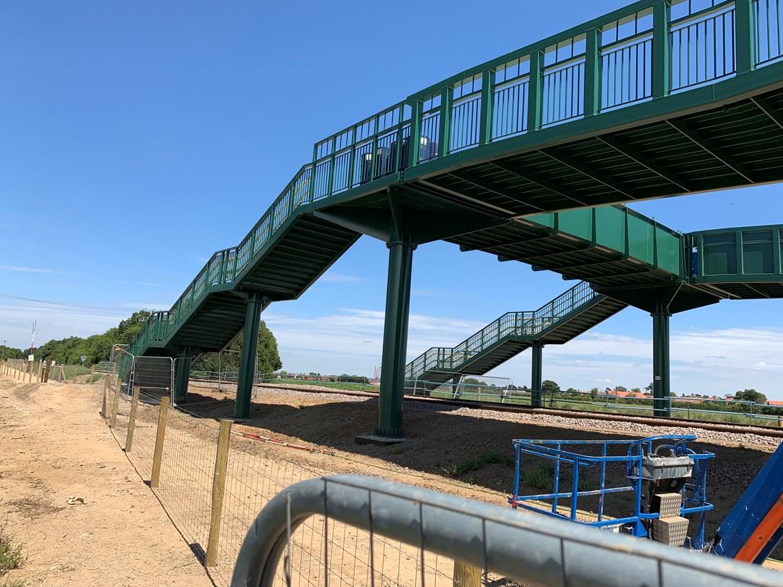 Felixtowe bridleway bridge 3
