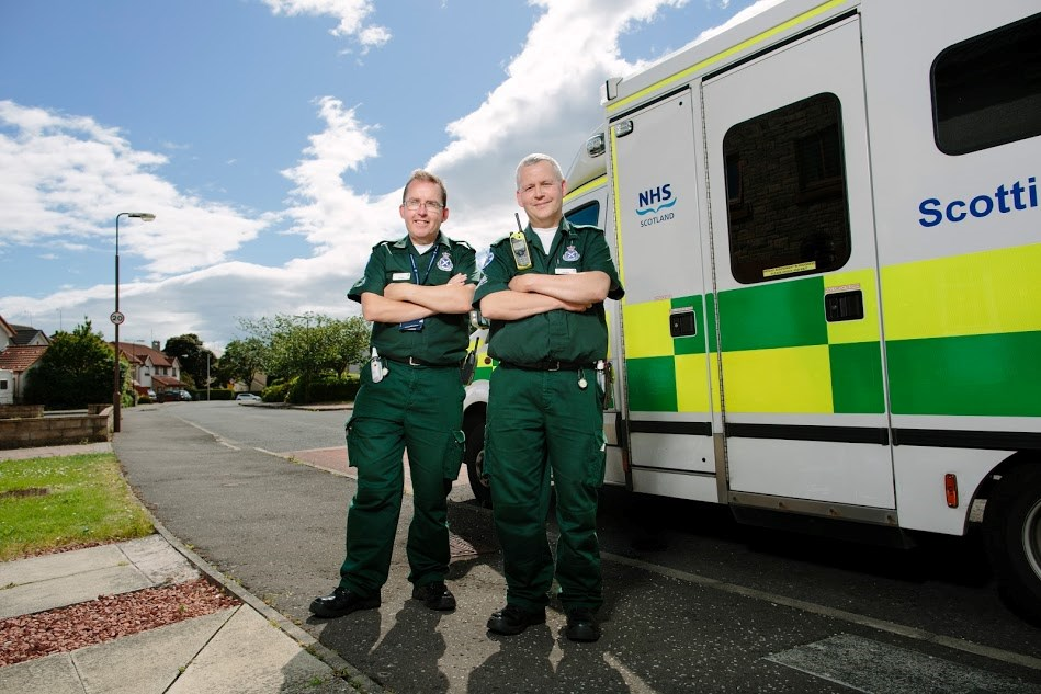 Survey on the Scottish Ambulance Service's new Mental Health Strategy opens: Mental Health