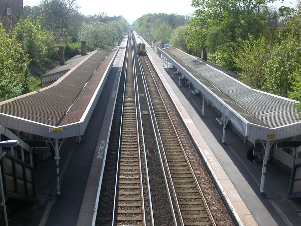 Burgess Hill station in West Sussex receives £1.2m facelift: Burgess Hill station