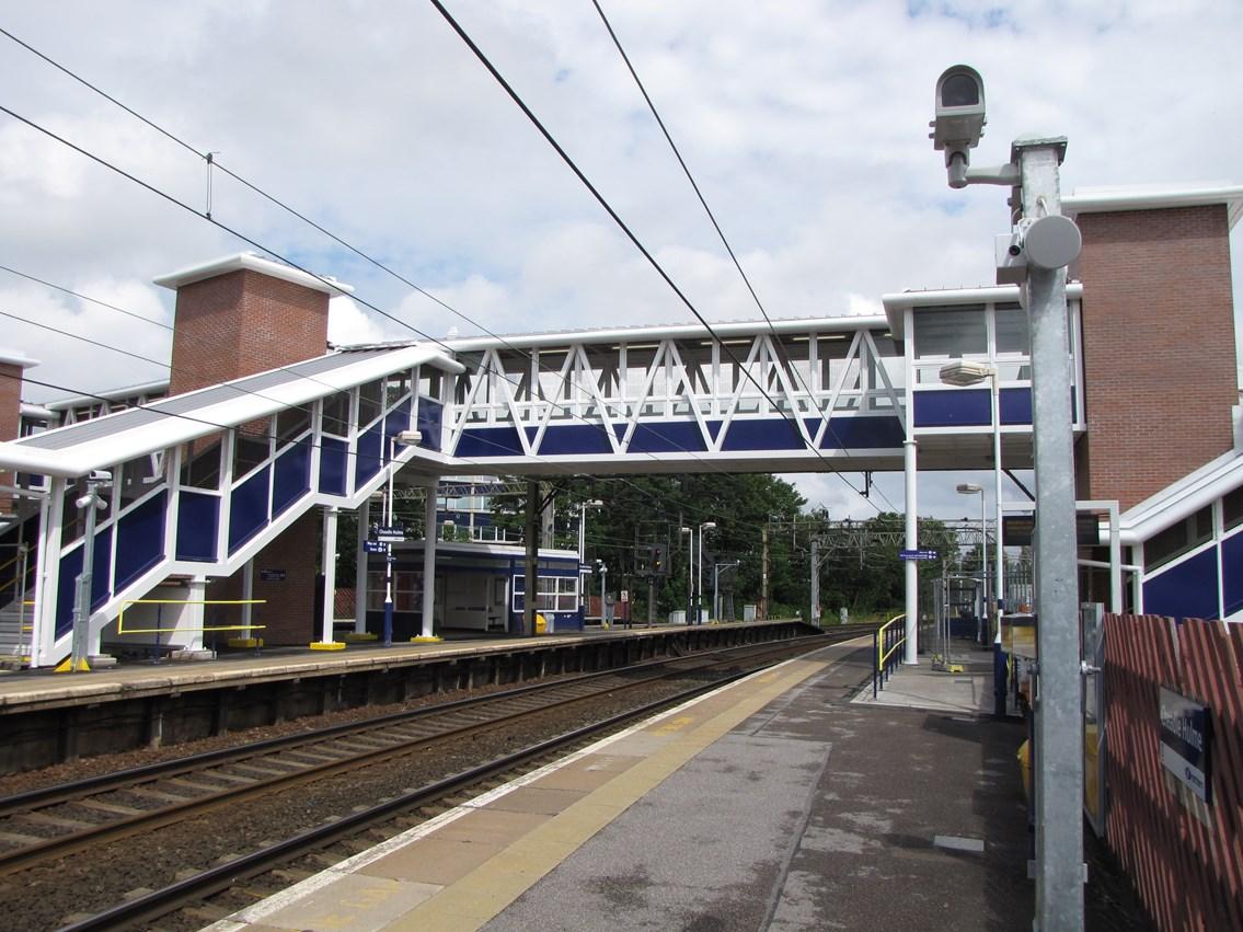 Cheadle Hulme station